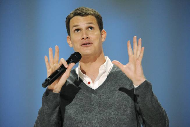 Daniel Tosh has become a regular Las Vegas performer.