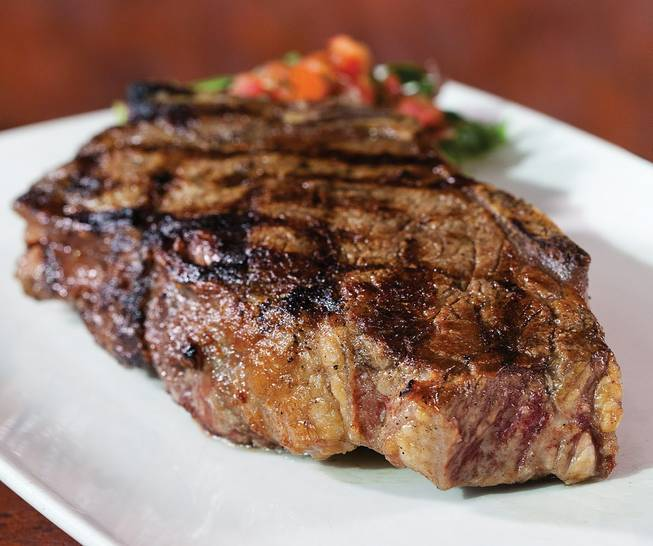 The Range's New York strip is just one reason not to overlook Harrah's in your dining plans.