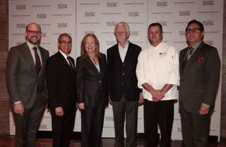 The 2012 James Beard Awards announcement luncheon at the Palazzo on Monday, March 19, 2012.