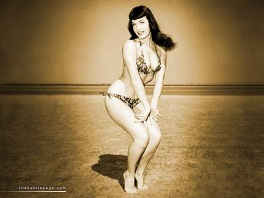 She was America's original and naughtiest pinup queen. Bettie Page, with her saucy stockings and curvy corsets, became the veteran who enjoyed ...