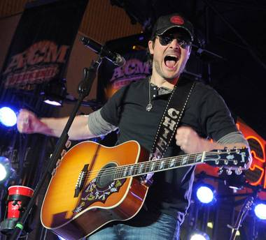 "Fresh off his win for Album of the Year for ""Chief"" at the 2012 Country Music Association Awards in Nashville last Thursday, Eric Church ..."