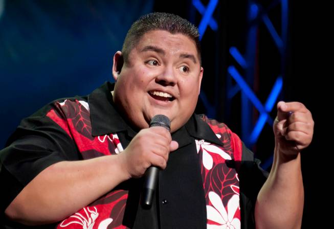 Gabriel Iglesias performs at the Mirage Sept. 12-14.