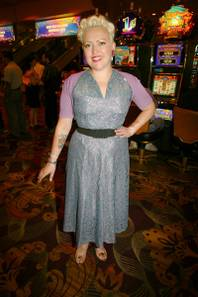 Rockabilly fans from across the world show off their sharp looks at Viva Las Vegas at the Orleans on Thursday, April 5, 2012.