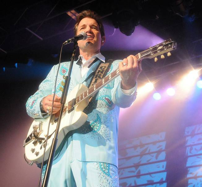 Chris Isaak at Green Valley Ranch