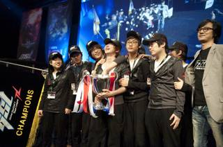 IPL4, a professional video game competition, began Friday, April 6, 2012, at the Cosmopolitan. It marked the second time the tournament happened in front of a live audience.