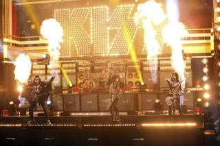 KISS opens ABC's