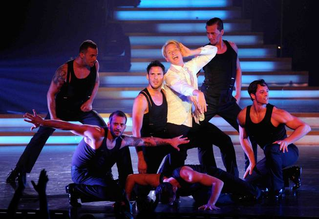 'Dancing With the Stars: Live in Las Vegas'