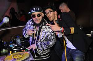 Chromeo Launches Residency at Pure