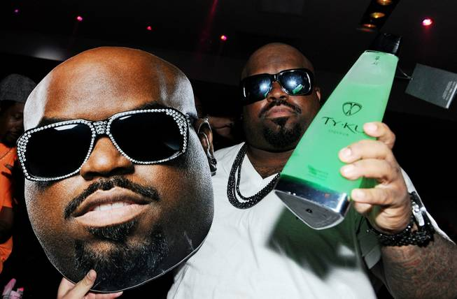 Cee Lo hosts at 1 OAK in the Mirage on ...