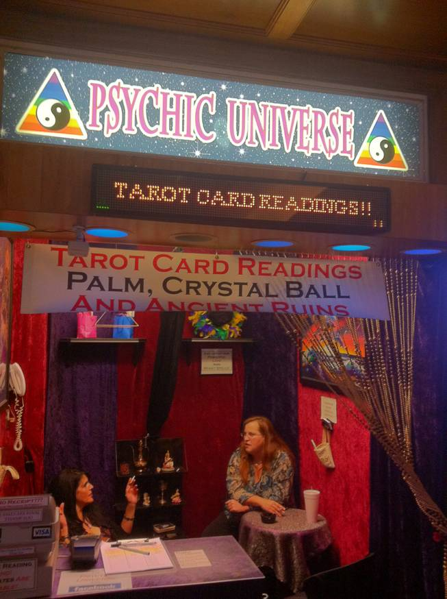 A photo of Psychic Universe at O'Sheas. They knew this was coming.