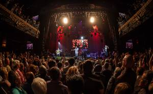 An Intimate Evening With Santana at HOB