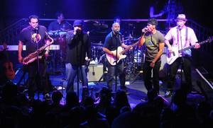 Ozomatli at Body English