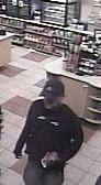 Metro Police are looking for a man suspected of attempting to rob a northwest valley business, May 8, 2012.