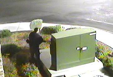 Metro Police are looking for a man suspected of attempting to rob a southwest valley restaurant, May 8, 2012.