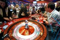 Nevada gambling revenue in August dropped a little more than 1 percent from a year earlier, pulled down by an ongoing slide in baccarat play linked to a wavering economy in China. The Nevada Gaming Control Board said Wednesday that ...
