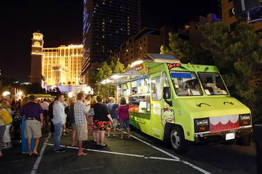 Food truck vendors looking for a safe space to set up shop along the streets of downtown Las Vegas should motor over to City Hall by July 22 to apply for a new pilot program being launched by the city.