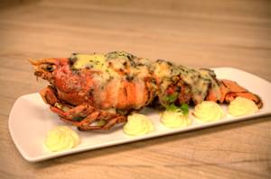 Lobster Thermidor at Comme Ca.