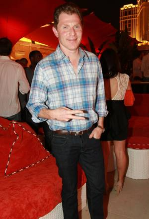 Bobby Flay at Surrender in the Encore.
