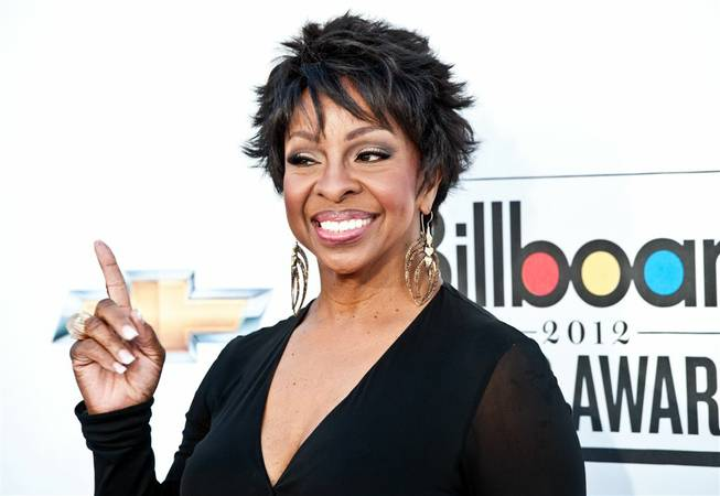 Gladys Knight arrives at the 2012 Billboard Music Awards at MGM Grand Garden Arena on Sunday, May 20, 2012.