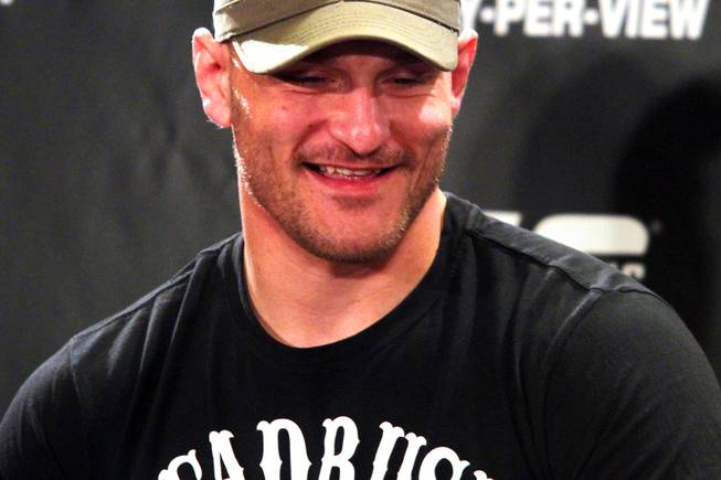 UFC 146 Press Conference