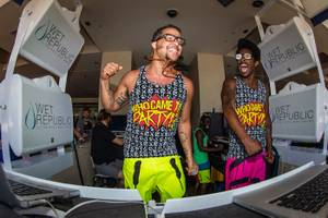 Sky Blu's Who Came to Party at Wet Republic