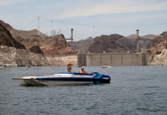 More than 200,000 people are expected to descend on Lake Mead for the Memorial Day weekend, including boaters.