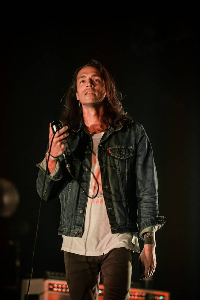 Incubus at HRH's The Joint