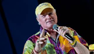 The Beach Boys perform at Red Rock Resort on Sunday, May 27, 2012.