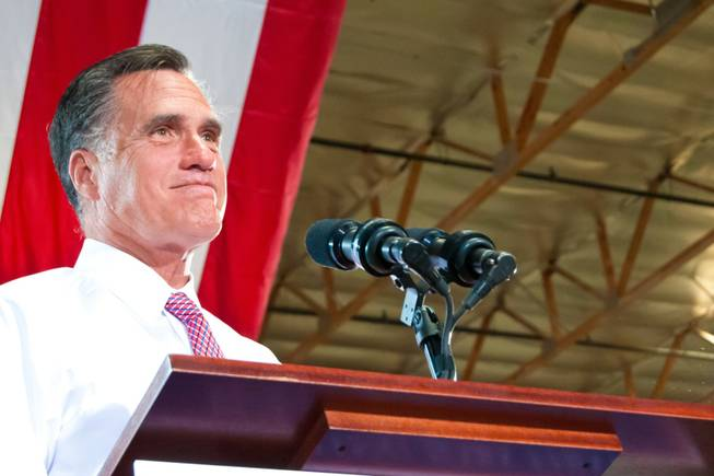 Mitt Romney: 2012 Republican Nominee for President Profile