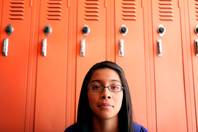 Jessica Quiroz, a senior at Chaparral High School in Las Vegas on Wednesday, May 30, 2012.