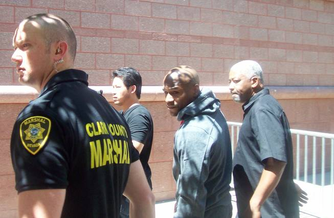 Floyd Mayweather Jr. Goes to Jail