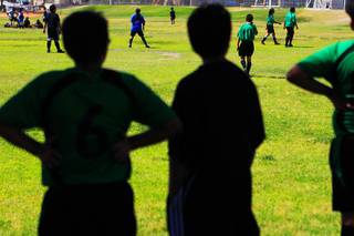 The Latin Youth Soccer League plays Saturday, June 2, 2012.