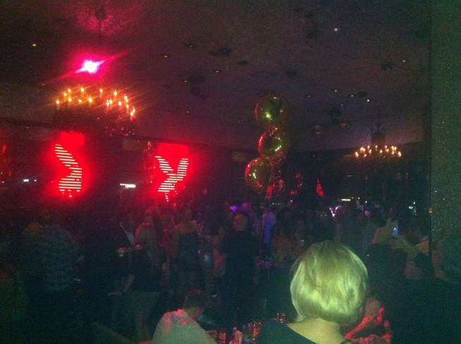 A look at the Playboy Club at its last party on Saturday, June 2, 2012.