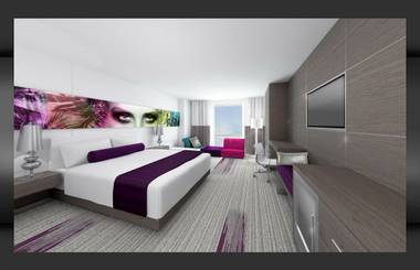 By fall, Las Vegas visitors should be able to start booking newly-remodeled rooms at the Palms. The casino resort on Flamingo Road will begin renovating the 428 rooms in its tower next month.