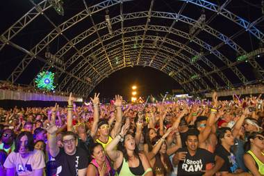 Insomniac, the organizer behind June's Electric Daisy Carnival, says the three-day event at Las Vegas Motor Speedway brought in an estimated $207 million to the Clark County economy. ...