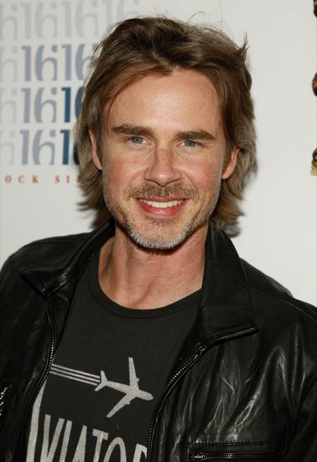 Sam Trammell hosts at Gallery in Planet Hollywood on Saturday, ...