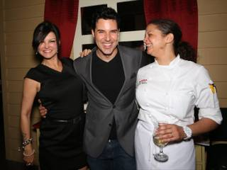 Bratalian's first anniversary with chef Carla Pellegrino in Henderson on Monday, June 18, 2012.