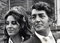 Deana Martin and her father, Dean Martin.