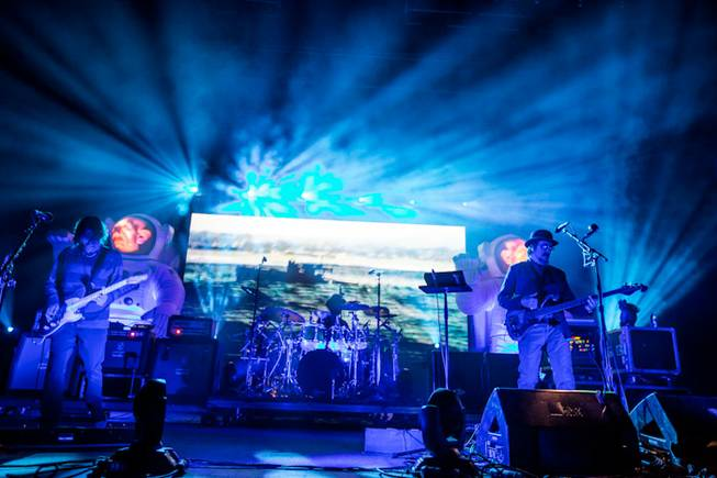 Primus at the Joint in the Hard Rock Hotel on ...