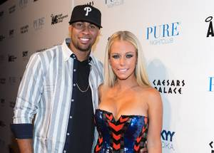 Kendra Wilkinson-Baskett's 27th Birthday at Pure