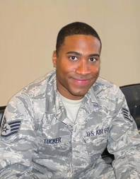 Staff Sgt. Antonio Tucker