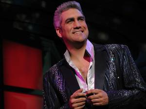"""American Idol"" Season 5 winner Taylor Hicks."