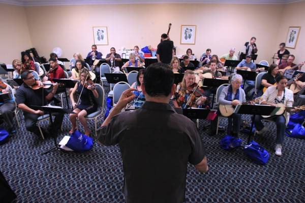 Music Educators Flock To Las Vegas To Learn Way Of The