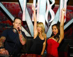 Sara Underwood Hosts at Tabu Ultra Lounge