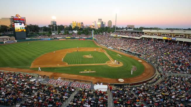 Sacramento River Cats, Raley Field