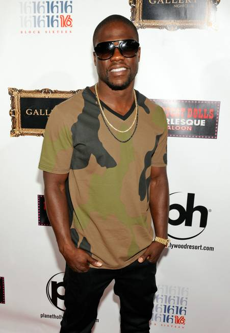 Kevin Hart celebrates his 32nd birthday at Gallery Nightclub in ...