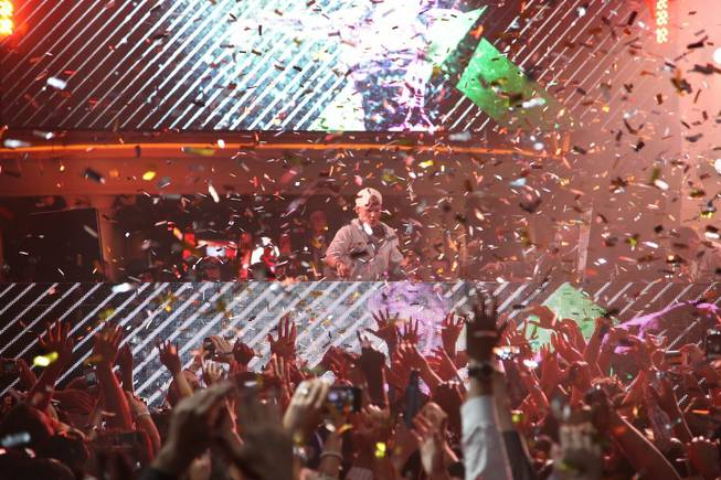 Fourth of July weekend with Avicii at XS on Saturday, ...