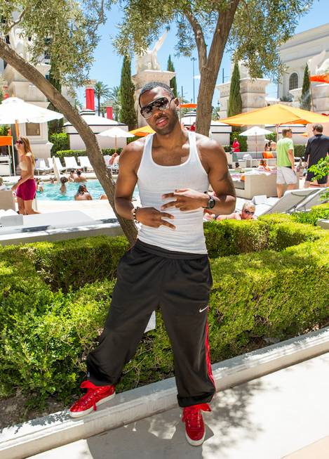 Jason Derulo hosts and performs at Venus Pool Club by ...