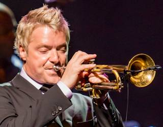 Chris Botti performs in Reynolds Hall at the Smith Center for the Performing Arts on Friday, July 6, 2012.