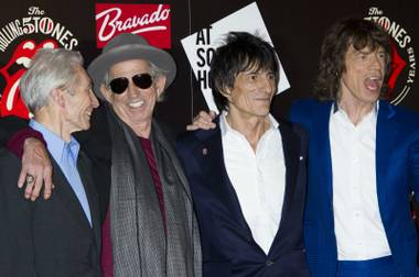 Rescheduled and reorganized tour dates for 18 West Coast stops for The Rolling Stones were being inked in place today after weekend scrambling ...